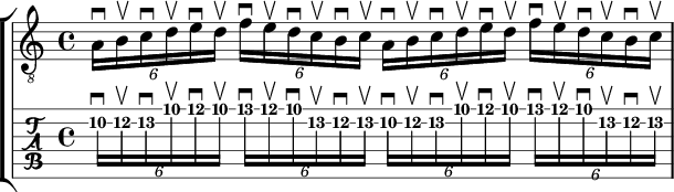 16th note triplets